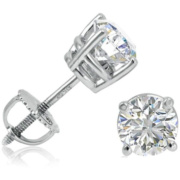 Best 25+ Screw back earrings ideas on Pinterest | Diamond ...
