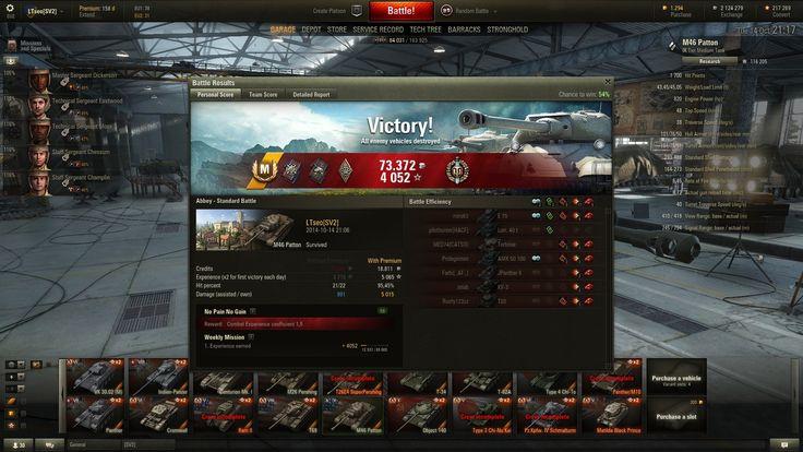 M46 Patton Ace tanker