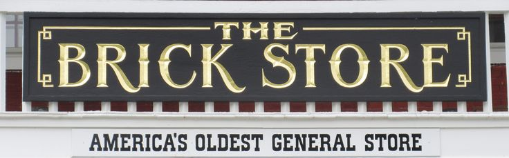 The Brick Store (America's Oldest General Store), Bath, New Hampshire