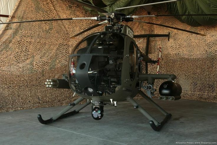 Afghan Air Force MD-530F helicopters to be upgraded to armed ...