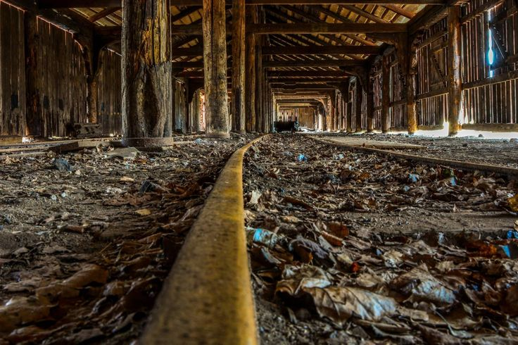 Old rail in Ramnäs Sweden by Robban och Vivi @paulsensfoto | GuruShots