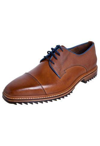 Sapato Ferracini Costura Marrom