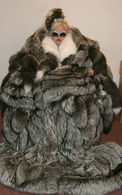 So cute | Fur Galore | Fur, Fur accessories, Fur Coat