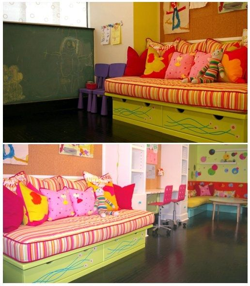 Basement Ideas For Kids 17 best kids playrooms images on pinterest | playroom ideas