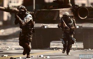 Novos vídeos de gameplay BF4 mostrar lançadores de foguetes e morteiros remoto