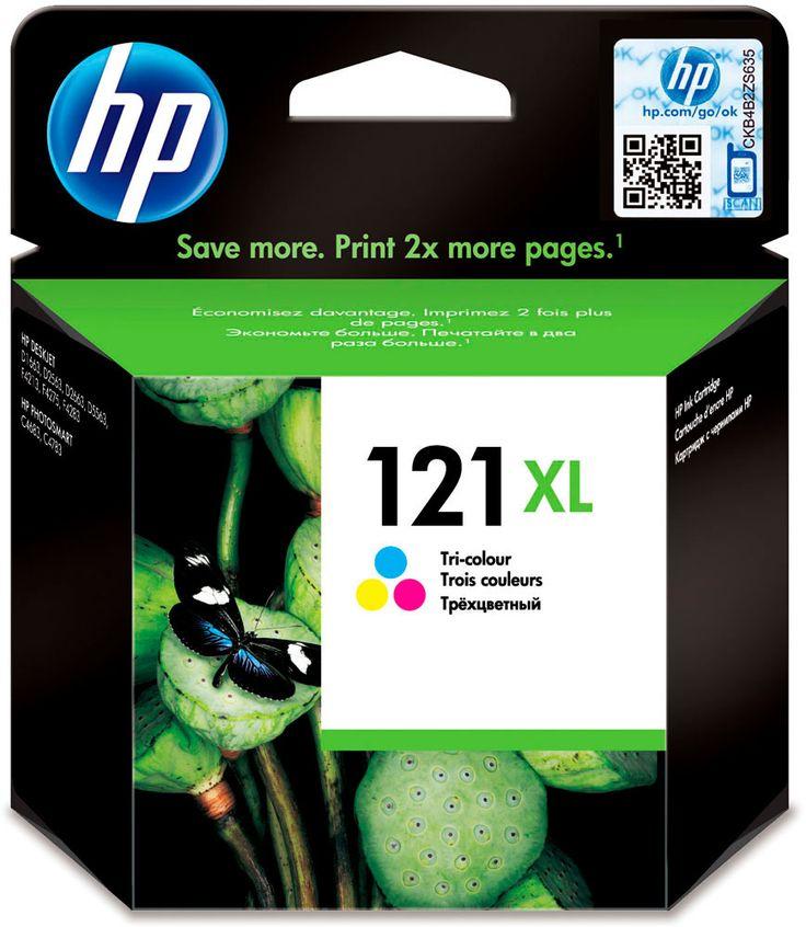 картридж HP121XL CC644HE