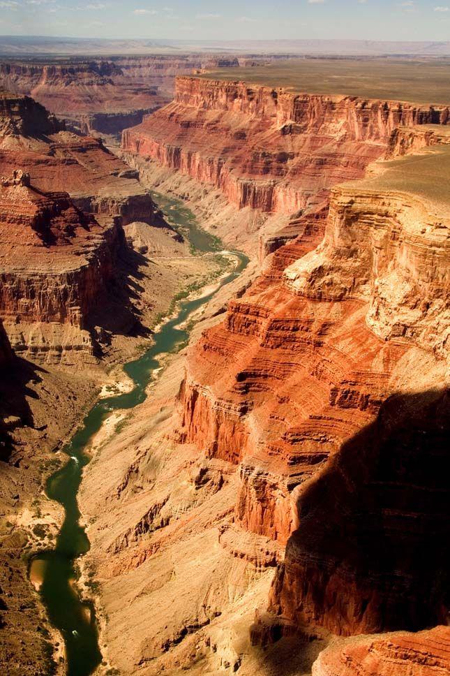 Grand Canyon Nemzeti Park, Amerikai Egyesült Államok