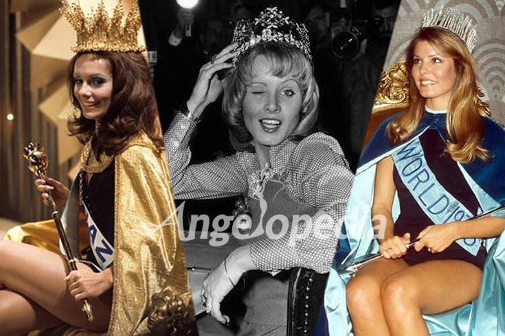 Miss World Titleholders from 1971 to 1980