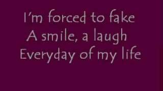 Kelly Clarkson - Because of You (lyrics), via YouTube.