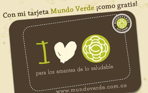 ¿Sabías que es fácil comer gratis con tu tarjeta Mundo Verde? Compruébalo. Solicítala en cualquiera de nuestros restaurantes #acumulapuntos