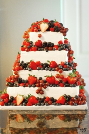 Wedding Cakes Cirencester