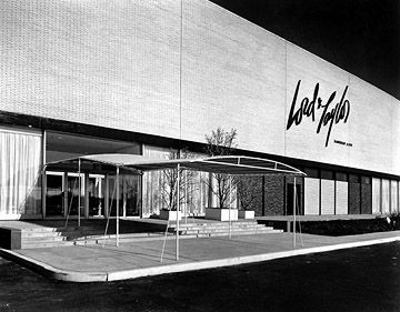 Lord & Taylor Department Store, Garden City, Long Island, NY - 1956
