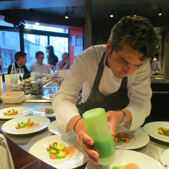 Prix Collet du livre de Chef 2014 - Episode #2 : Denis Fétisson, La Table de Mougins