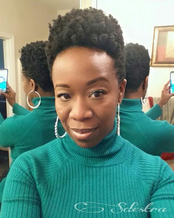 Schöne Frisuren Für Kurze Haare Afro Natural Hair Styles