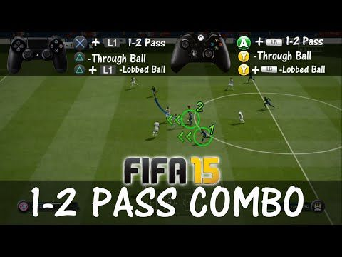 "http://www.fifa-planet.com/fifa-17-tips-and-tricks/fifa-15-passing-tutorial-1-2-pass-building-attacks-how-to-pass-the-ball/ - FIFA 15 PASSING TUTORIAL (1-2 Pass) - Building Attacks - How to Pass the Ball  FIFA 15 Passing tutorial on how to perform 1-2 pass combo. The best way for building attacks in FIFA 15. Passing & attacking tips and tricks ► Buy Cheap & Safe FIFA 16 COINS – http://www.fifacoin.com/?aff=1800 – Discount Code ""Krasi"" for"