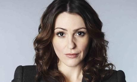 Suranne Jones as DC Rachel Bailey. Love her.