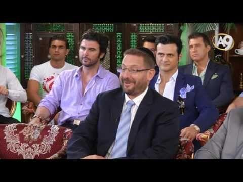 Sn. Adnan Oktar'ın misafiri İsrail'den politikacı Haham Dov Lipman ile s...