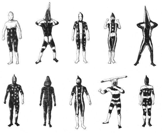 Resultado de imagen para antonio grass selknam ilustraciones