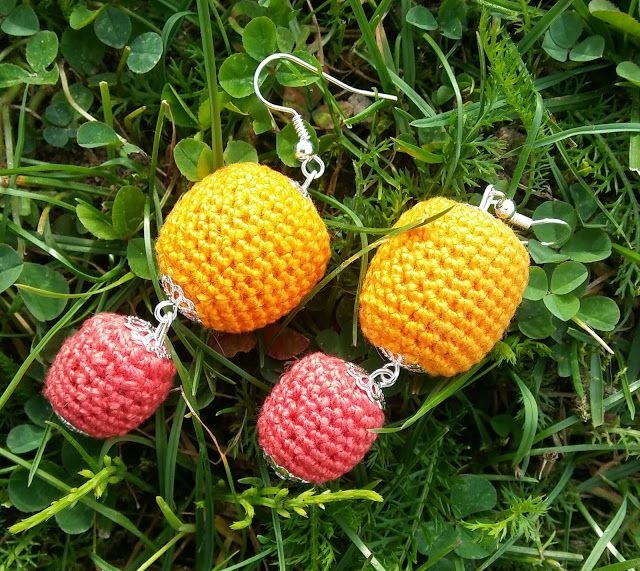 HANDMADE BOHO CREATIONS: Kolekcja kolczyków/Collection of earrings