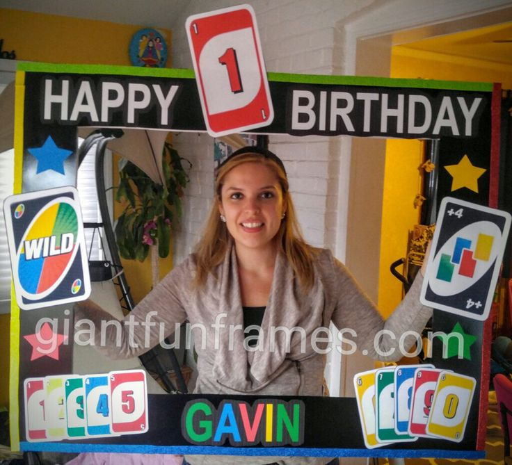 UNO Card Frame / Photo Booth / Photo Prop / Party Frame by GiantFunFrames on Etsy https://www.etsy.com/listing/263033352/uno-card-frame-photo-booth-photo-prop