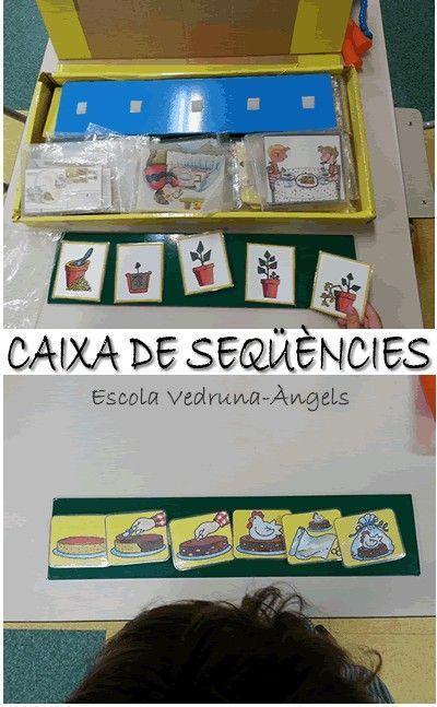 Caja de secuencias
