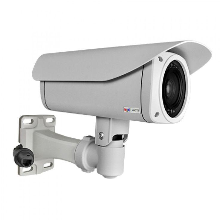 ACTi I47 4MP Weatherproof Day Night IR PTZ IP Outdoor Bullet Camera Model: I47 | Brand: ACTi Camera ..