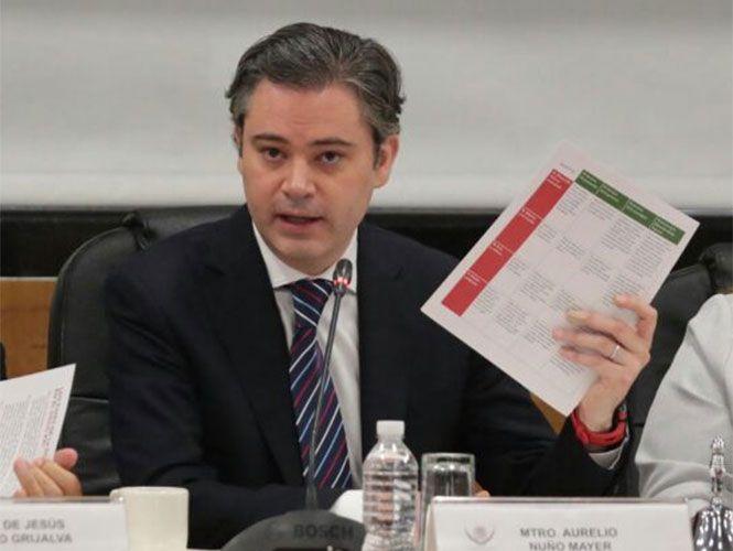 ] MÉXICO * 11 de agosto de 2016. secretario de Educación Pública (SEP), Aurelio…