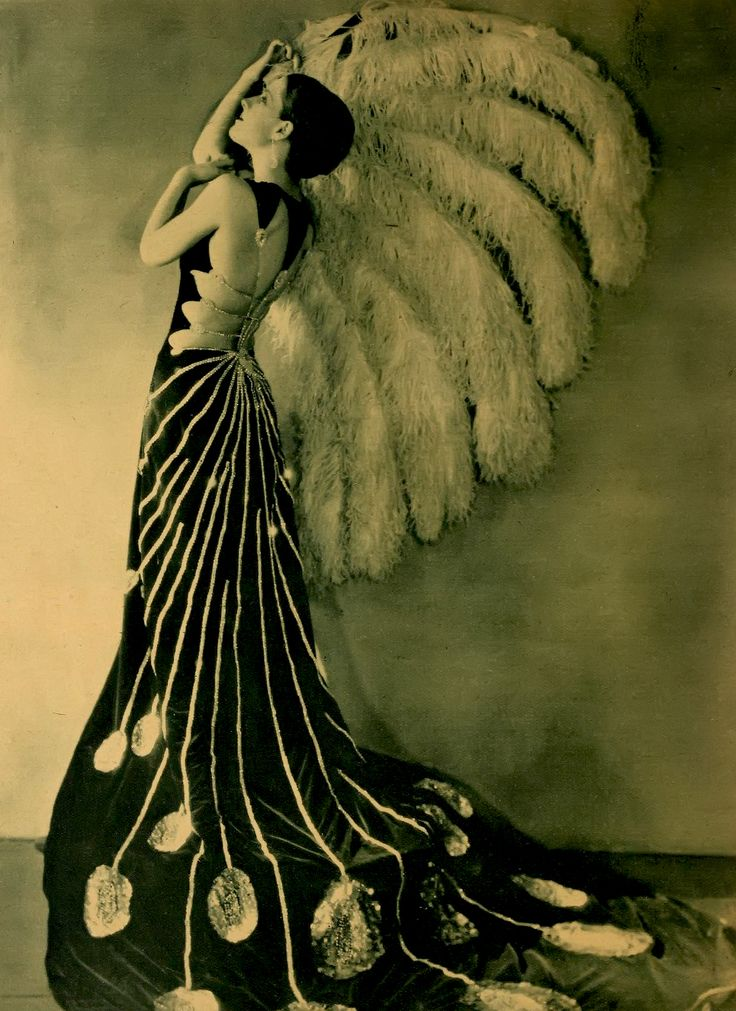 "Norma Shearer, an ART DECO dream. After doing some research, I finally discovered that Norma wore this Art-Deco dream in a film entitled, ""UPSTAGE"" 1926"