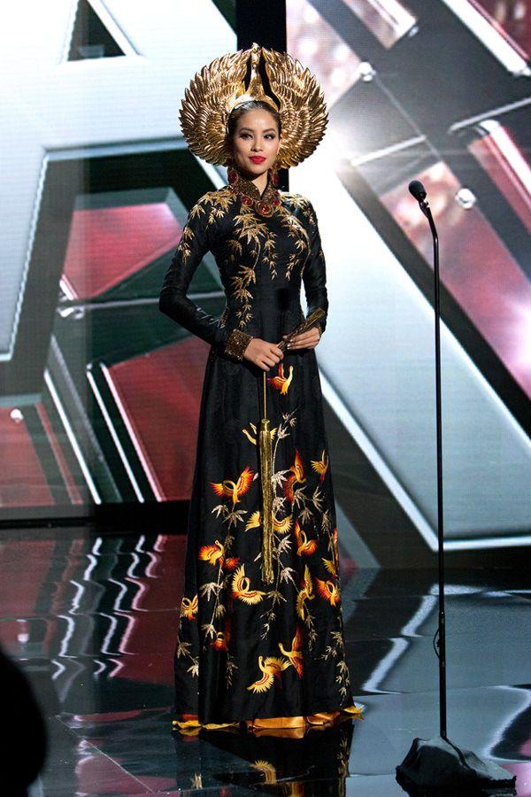 Miss Universe 2015, Part 2: Good Girls and Supervillains! | Tom & Lorenzo Fabulous & Opinionated