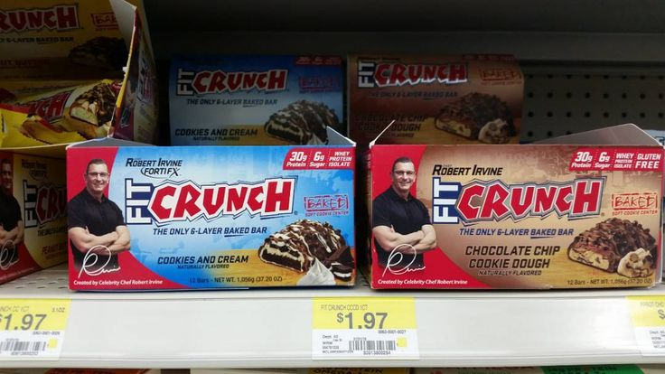 Look what I found at Walmart @fitcrunchbars!!!! If you need a quick fix definitely drop by! #teamfitcrunch #fitcrunchbars #fitcrunchbar #Fitelitebars #fitelite #robertirvine #peanutbutter #npc #ifbb #npcbikini #bodybuilding #muscle #physique #healthy #protein #fitfamily #contestprep #gymlife #nodaysoff #fit #beastmode #florida by arlenemfit