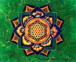 Art therapy: mandala therapy