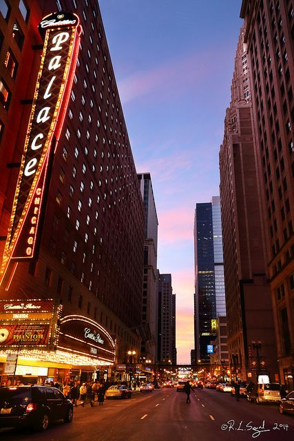 sunset cadillac palace theatre chicago illinois. Cars Review. Best American Auto & Cars Review