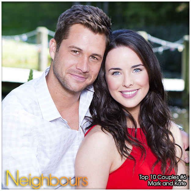 Kate And Mark | Top 10 Neighbours Couples Of All Time