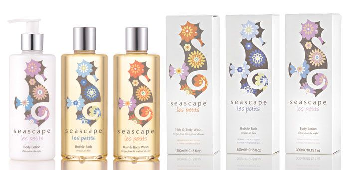 The brand and packaging needed to reflect the ISLAND, SEA and NATURAL element of the product without that green, eco or cottage industry look and feel that so many other natural bath and body brands adopt.