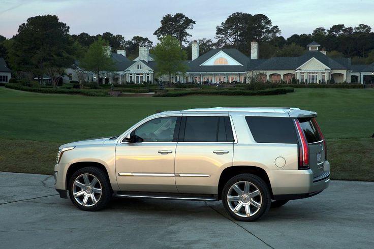 Luxury Large SUV Cadillac Escalade