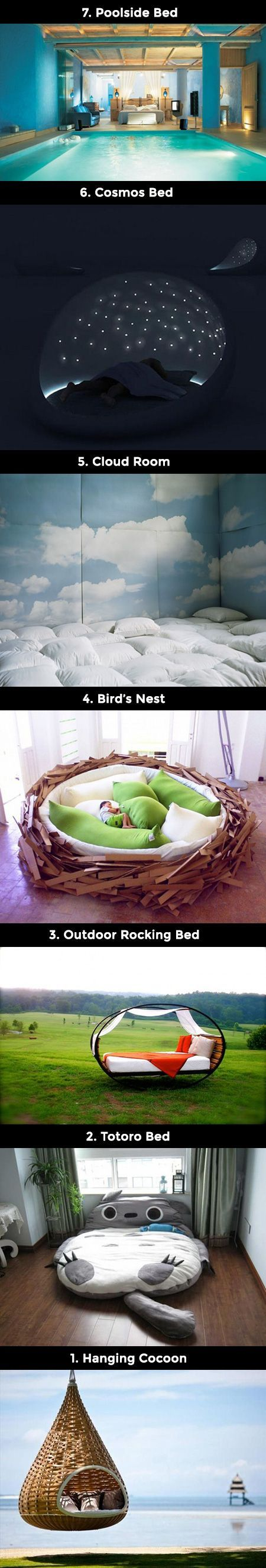 7 Awesome Sleeping Creations That Geeks Would Love