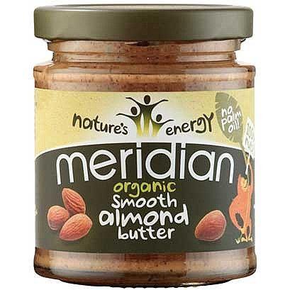 Meridian Organic Almond Butter (170g)