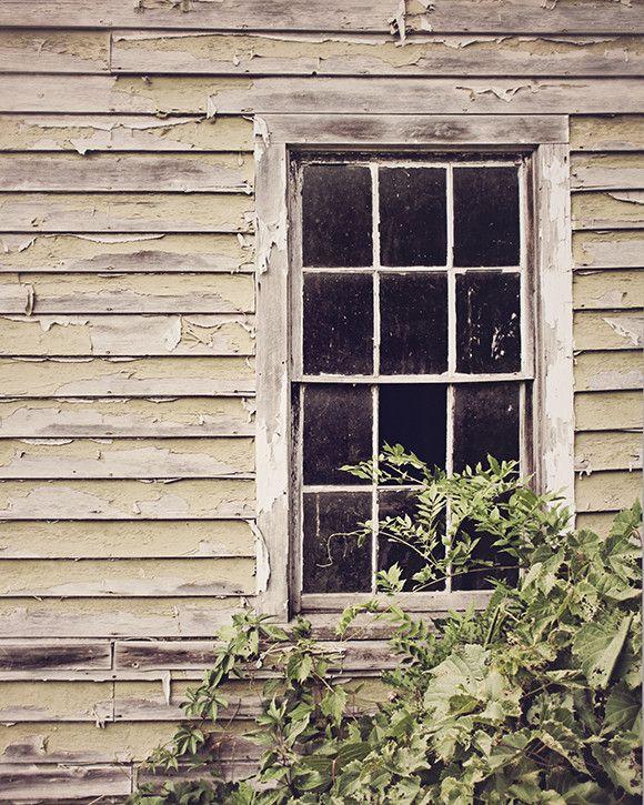 Barn Window / Photography Print