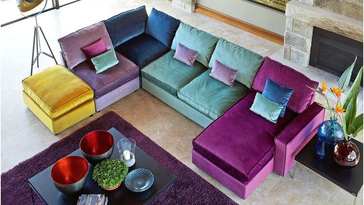 Cloud Modular Lounge Suite . . . LOVE!!