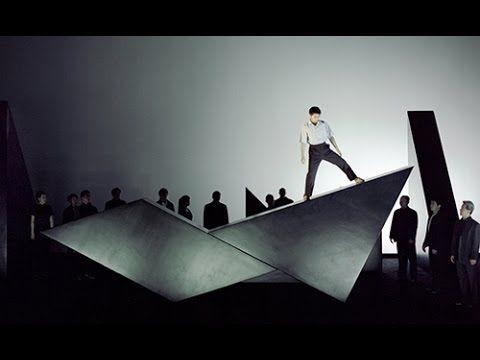 LES SEPT PLANCHES DE LA RUSE - Aurélien Bory avec 14 artistes de l'Opéra...
