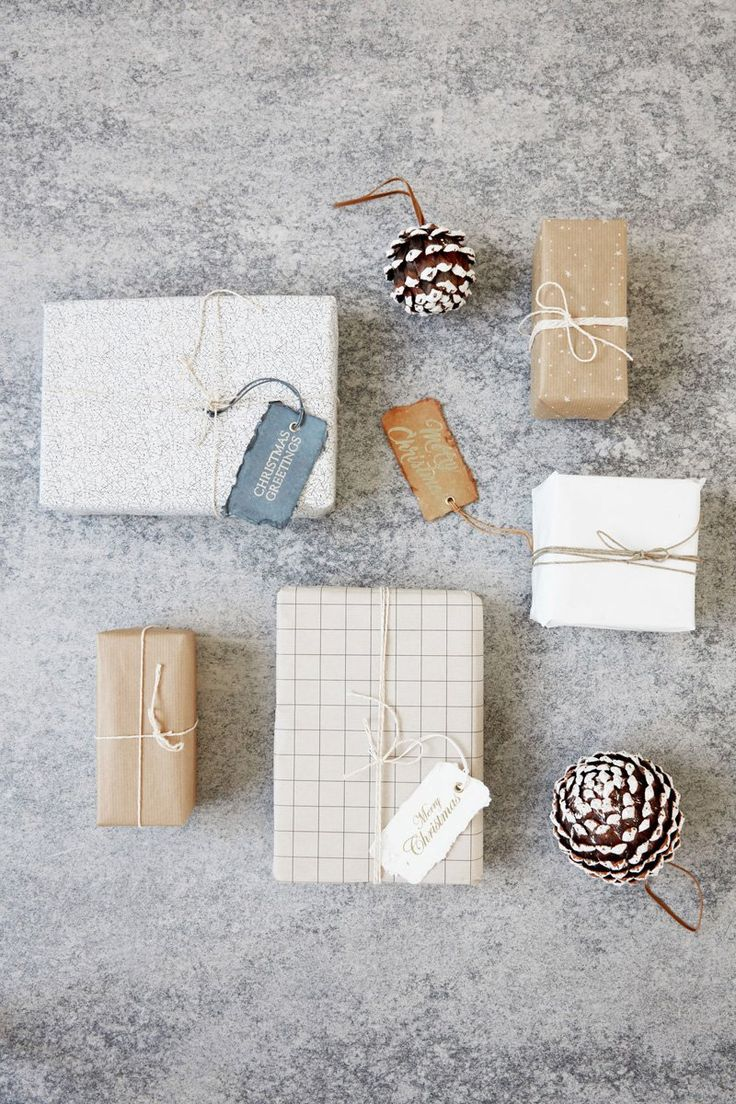 Christmas gift wrapping ideas #christmasgiftwrap