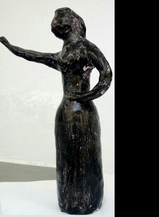 Catawiki, pagina di aste on line  Alessandro Cozzani - Mujer Luxury Black Bronze