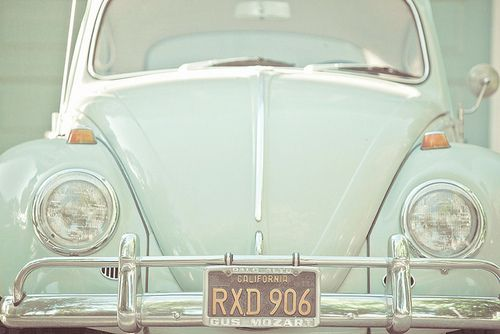 VW - I can not pass a bug w/o thinking of my Mama @Hope Conner