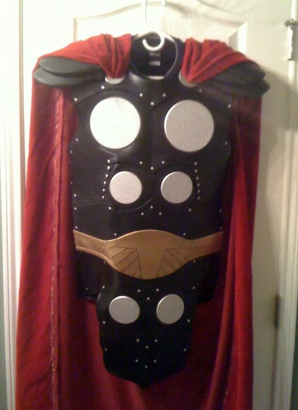 69 best costume lady thor images on pinterest costume ideas step 3 thor costume this is like a drawing tutorial solutioingenieria Images