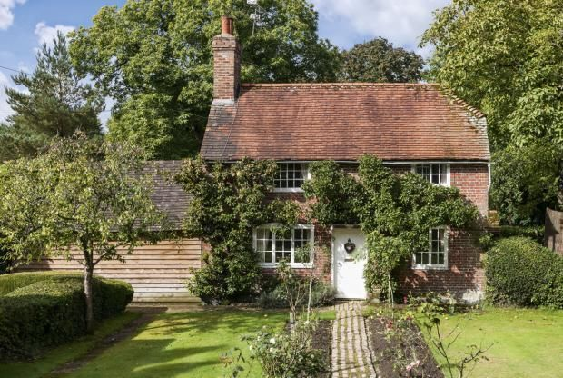 East Sussex two bedroomed cottage.