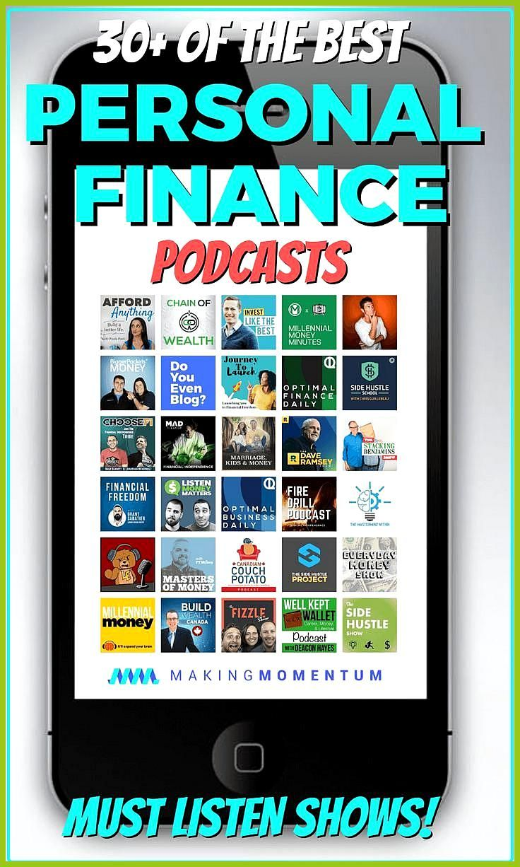 Best Personal Finance Podcasts 40 Money And Financial Shows In