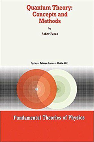Resultado de imagen para quantum theory peres