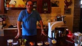 YouTube video ricetta pasta brioche