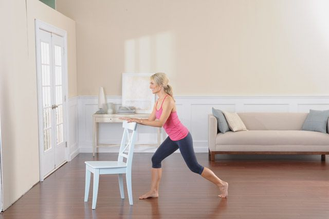 Sadie Lincoln, founder of Barre3 and author of Love Your Lower Body, shares her 5 must-do leg moves for getting bikini ready   Fitbie.com