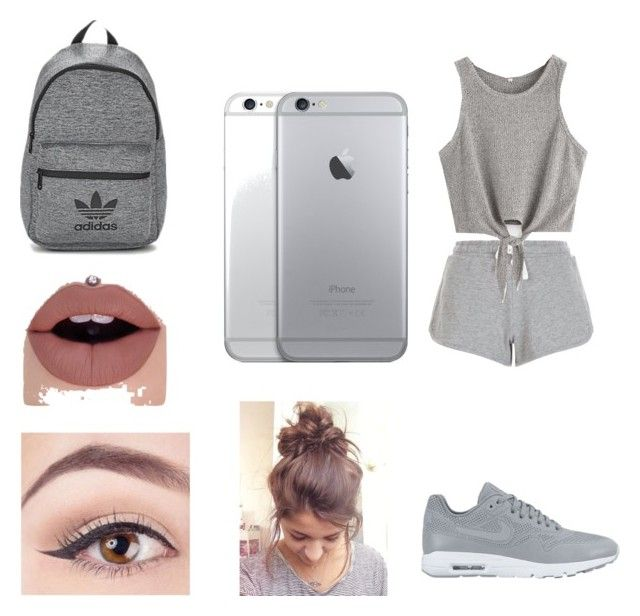"""💚"" by adine233 on Polyvore featuring interior, interiors, interior design, home, home decor, interior decorating, New Look, NIKE and adidas"